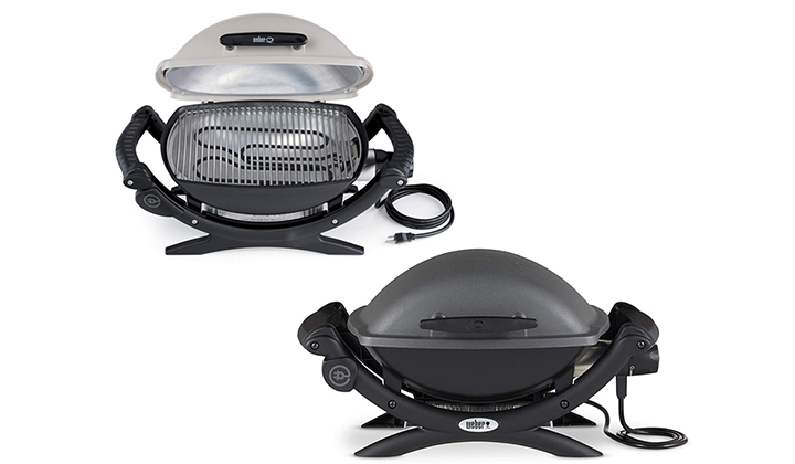 Weber Q1400 vs Q2400 Electric Grill Review