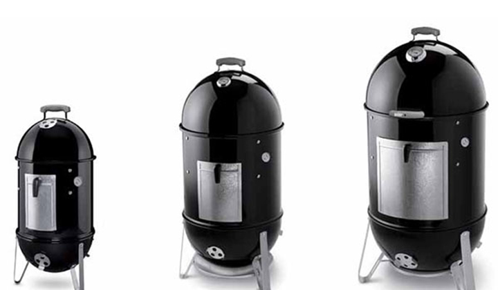 Weber Smokey Mountain Cooker 18 vs 22