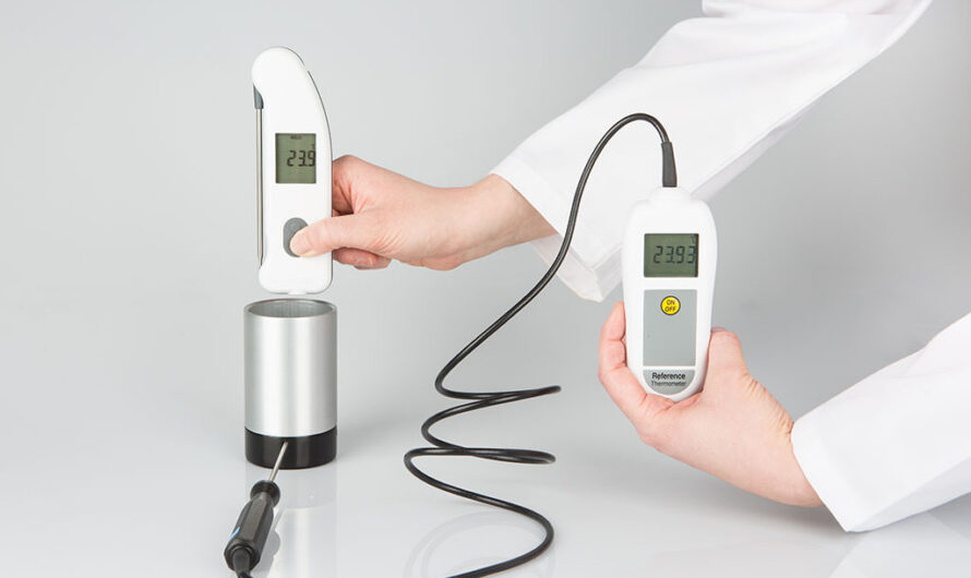 how to calibrate a thermometer